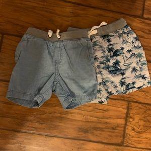Cat & Jack 2T shorts bundle